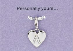 Personalised Letter Charms