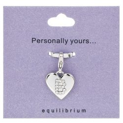 Personalised Letter Charm B