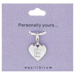 Personalised Letter Charm E