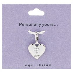 Personalised Letter Charm I