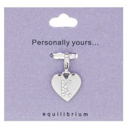 Personalised Letter Charm K