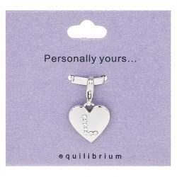 Personalised Letter Charm L
