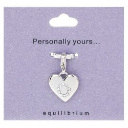 Personalised Letter Charm O