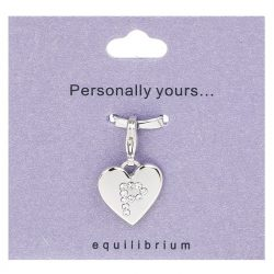 Personalised Letter Charm P
