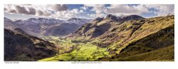 Lake District Panoramic Photographs