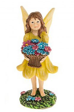 Fairy Dell Fairies - Yellow