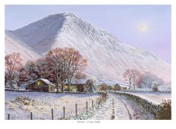 Winter at Great Gable