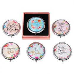 Fab and Flirty - Compact Mirror