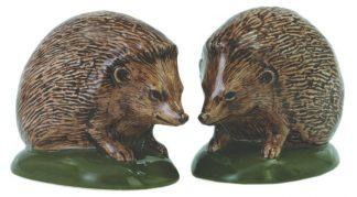 British Wildlife Hedgehog Salt and Pepper Set