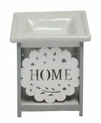 A Vintage Oil Burner - Home