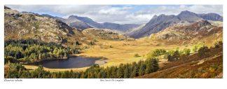 Blea Tarn and the Langdales
