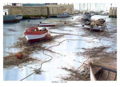 Brixham Low Tide