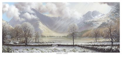 Buttermere Snow