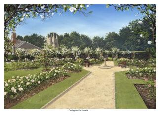 Cockington Rose Garden