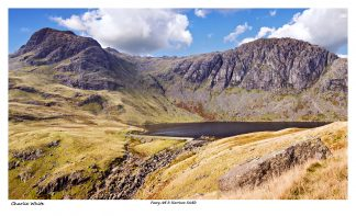Pavey Ark and Harrison Sickle
