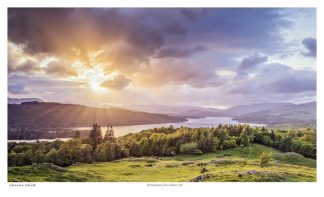 Windermere from Brant Fell