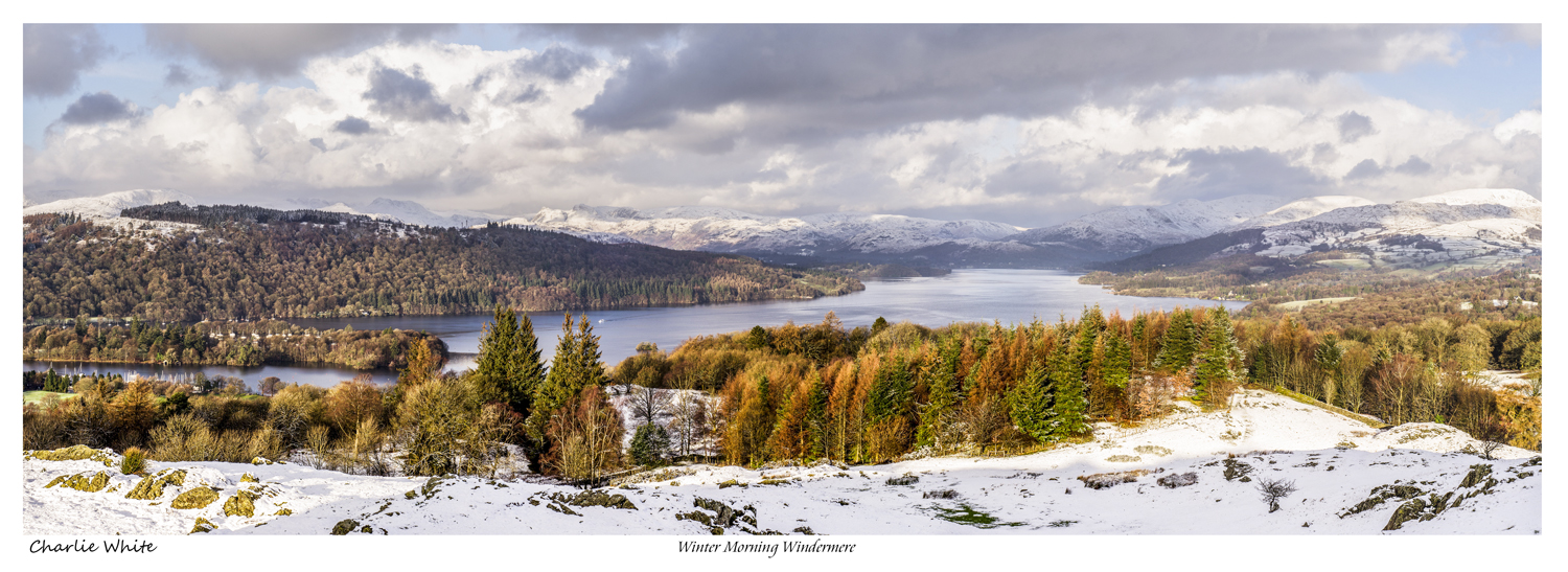 Winter Morn - Windermere