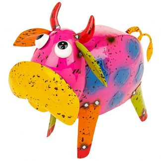 Jazzy Junk Crazy Cow