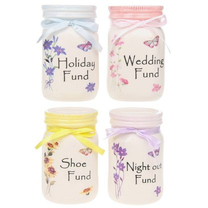 Cute Gifts Money Jars
