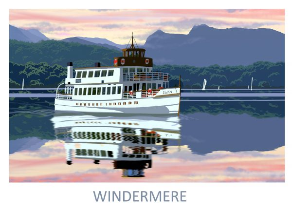 Lake District Fine Art Posters