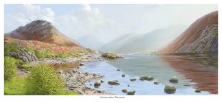 Autumn colours Wastwater Limited Edition Print