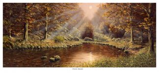 Forever Autumn Limited Edition Print