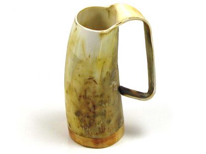 Soldiers Drinking Horn Mug