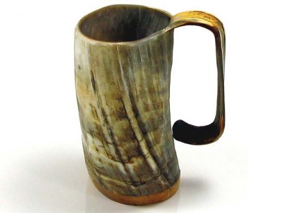 Large Soldiers Drinking Horn Mug