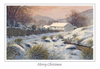 Blea Tarn House Christmas Card