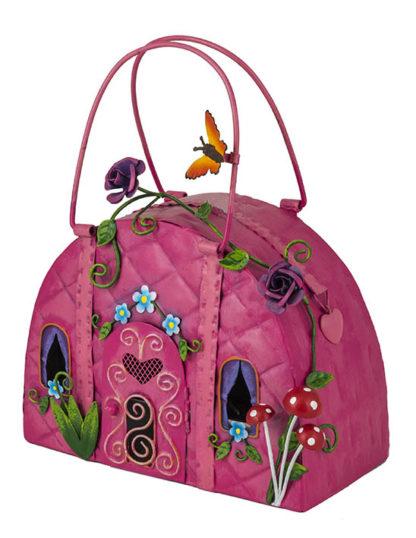 Secret Garden Pink Handbag House
