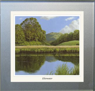 Elterwater Morn Glass Coaster