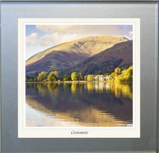 Photographic Glass Coaster - Grasmere