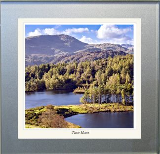 Photographic Glass Coaster - Tarn Hows