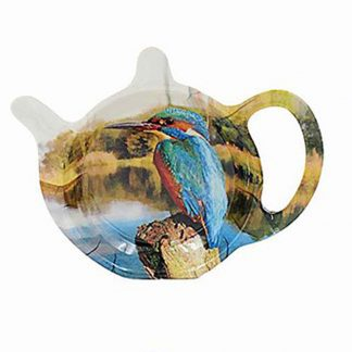 Teabag Rest Kingfisher