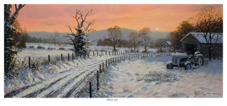 Winter Sun Limited Edition Print