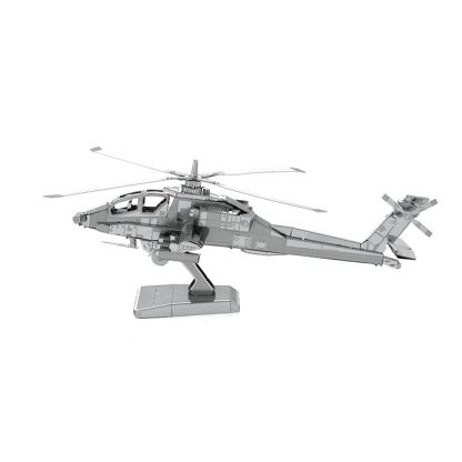 3D - Helicopter Metal Puzzle