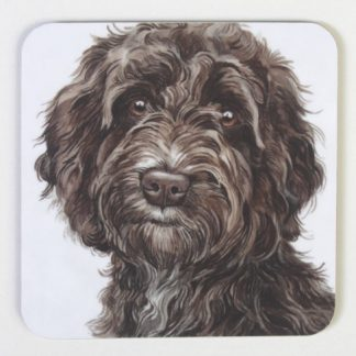 Cockapoo Coaster