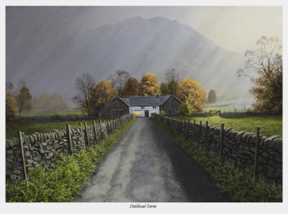 Dalehead Farm Limited Edition Print