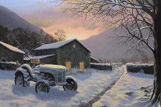 Gatesgarth Farm Lake District Picture