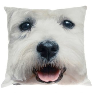 West Highland Terrier Mini Cushion