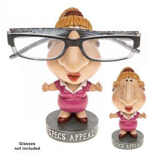 NEW Wobble Head Spec Holder - Specs Appeal