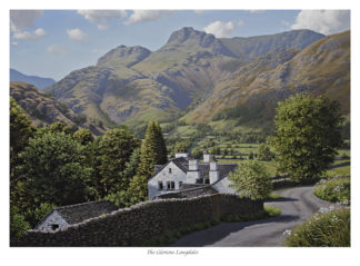 The Glorious Langdales